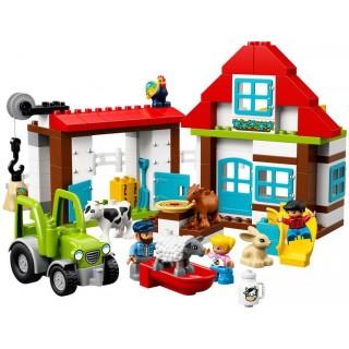 LEGO DUPLO - Dobrodružství na farmě
