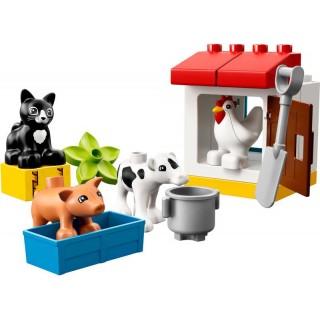 LEGO DUPLO - Zvířátka z farmy