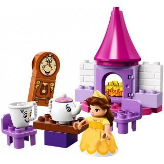 LEGO DUPLO - Bella a čajový dýchánek