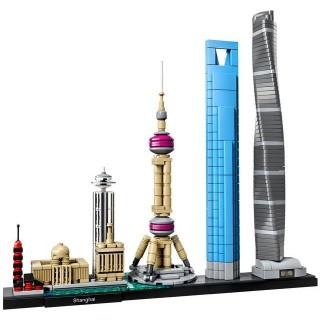 LEGO Architecture - Šanghaj