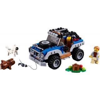 LEGO Creator - Dobrodružství ve vnitrozemí