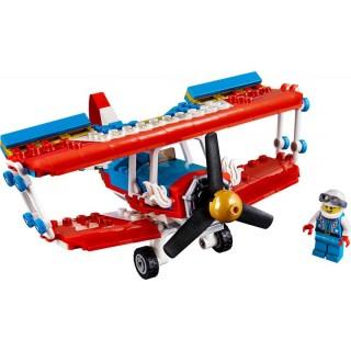 LEGO Creator - Odvážné kaskadérské letadlo