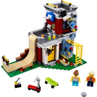 LEGO Creator - Dům skejťáků