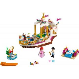 LEGO Disney Princess - Arielin královský člun na oslavy