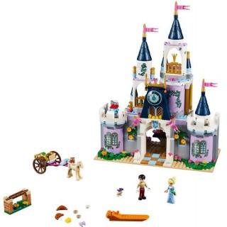 LEGO Disney Princess - Popelčin vysněný zámek