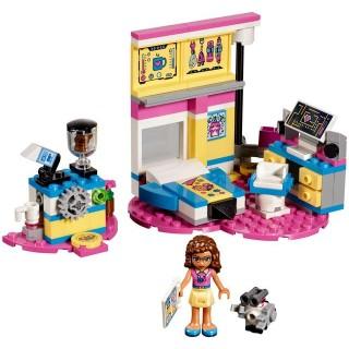 LEGO Friends - Olivia a její luxusní ložnice