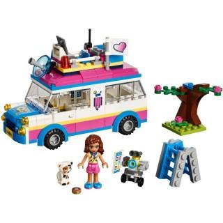 LEGO Friends - Olivia a její speciální vozidlo