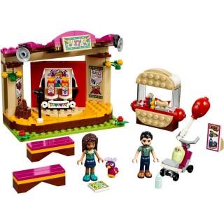 LEGO Friends - Andrea a její vystoupení v parku