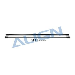 Vzpěry zadní trubky T-REX 700 , náhrada za AHN7055T