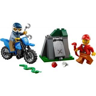 LEGO City - Terénní honička