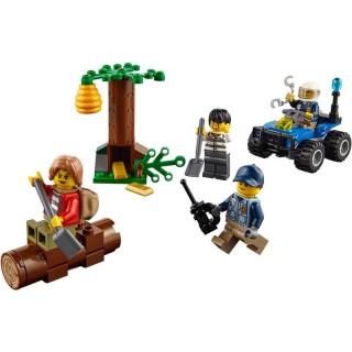 LEGO City - Zločinci na útěku v horách