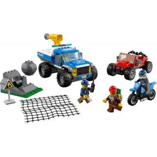 LEGO City - Honička v průsmyku