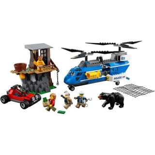 LEGO City - Zatčení v horách