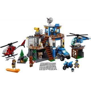 LEGO City - Horská policejní stanice