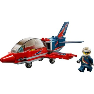 LEGO City - Stíhačka na letecké show