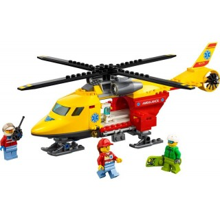 LEGO City - Záchranářský vrtulník