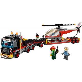 LEGO City - Tahač na přepravu těžkého nákladu
