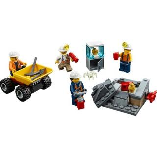 LEGO City - Důlní tým