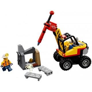 LEGO City - Důlní drtič kamenů