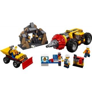LEGO City - Důlní těžební stroj