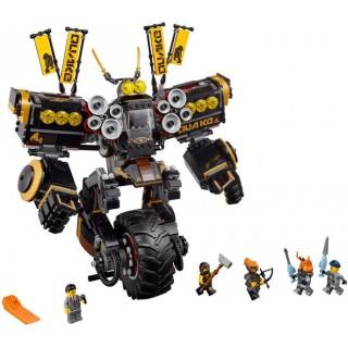 LEGO Ninjago - Robot zemětřesení
