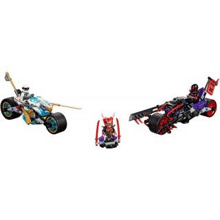 LEGO Ninjago - Pouliční závod Hadího jaguáru