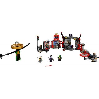 LEGO Ninjago - S.O.G. Základna