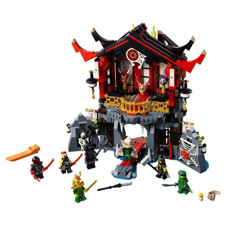 LEGO Ninjago - Chrám vzkříšení