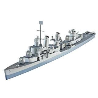 Plastic ModelKit loď 05127 - U.S.S. Fletcher (DD-445) (1:700)