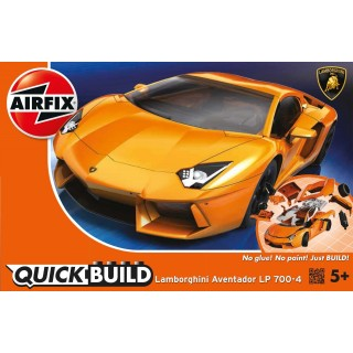 Quick Build auto J6007 - Lamborghini Aventador