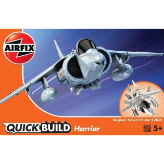 Quick Build letadlo J6009 - Harrier