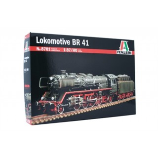 Model Kit lokomotiva 8701 - Lokomotive BR41 (1:87 / HO)