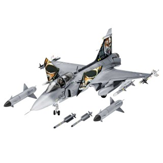 Plastic ModelKit letadlo 04999 - Saab JAS 39C Gripen (1:72)