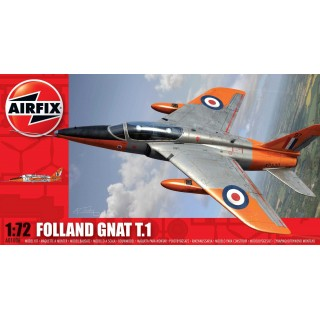 Classic Kit letadlo A01006 - Folland Gnat T1 (1:72)