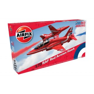 Classic Kit letadlo A02005C - RAF Red Arrows Hawk (1:72)