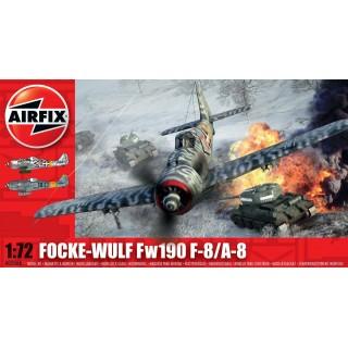 Classic Kit letadlo A02066 - Focke Wulf Fw190A (1:72)