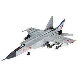 ModelSet letadlo 63969 - Model Set MiG-25 Foxbat (1:144)