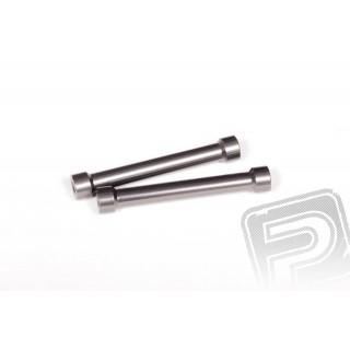 7x45mm sloupky - šedé (2 ks.)