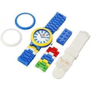 LEGO hodinky pro dospělé Brick Blue