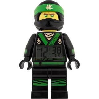 LEGO Ninjago Movie hodiny s budíkem Lloyd