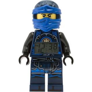 LEGO Ninjago Hands of Time hodiny s budíkem Jay