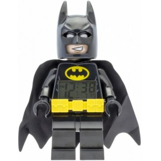 LEGO Batman Movie hodiny s budíkem Batman