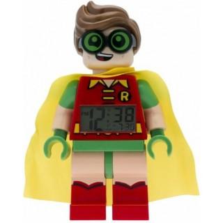 LEGO Batman Movie hodiny s budíkem Robin