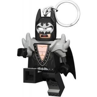 LEGO Batman Movie - Glam Roker svíticí klíčenka