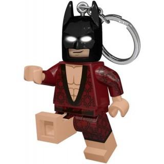 LEGO Batman Movie - Kimono Batman svíticí klíčenka
