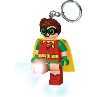 LEGO Batman Movie - Robin svíticí klíčenka