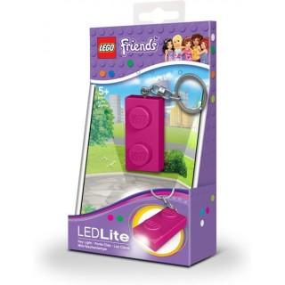 LEGO Friends - svítící klíčenka 1x2