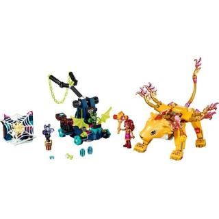 LEGO Elves - Azari a chycení ohnivého lva