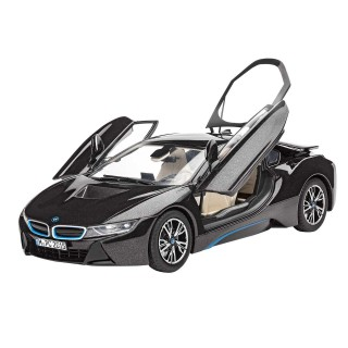 Plastic ModelKit auto 07008 - BMW i8 (1:24)