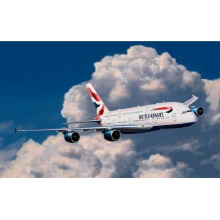 EasyKit letadlo 06599 - Airbus A380 British Airways easykit (1:288)